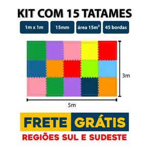 15-tatames