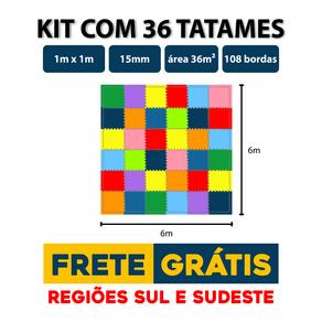 36-tatames