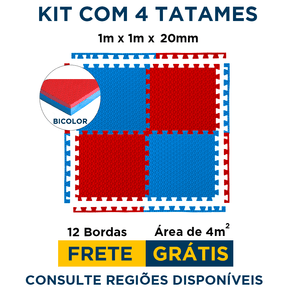Kit-4-1x1x20