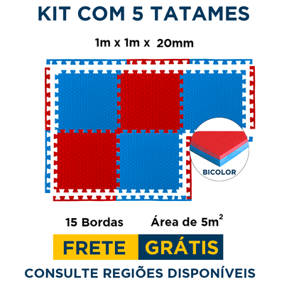 Kit-5-1x1x20