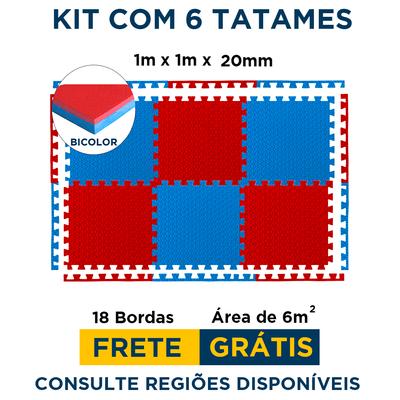 Kit-6-1x1x20