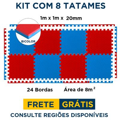 Kit-8-1x1x20